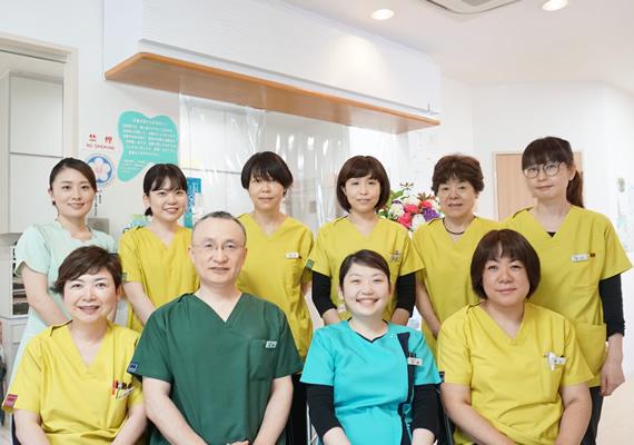 内野歯科医院スタッフ